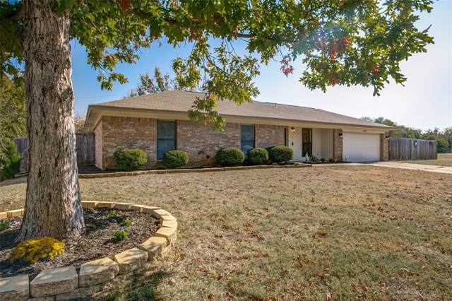 6950 Cox Lane, North Richland Hills, TX 76182 (MLS #14220912) :: RE/MAX Town & Country