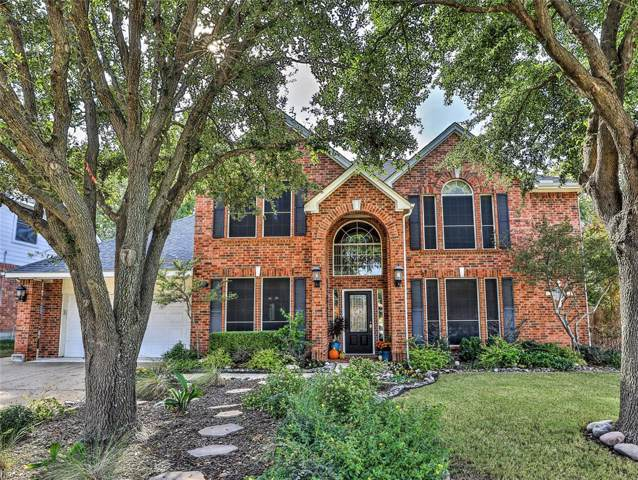 6887 High Country Drive, Fort Worth, TX 76132 (MLS #14221240) :: RE/MAX Town & Country