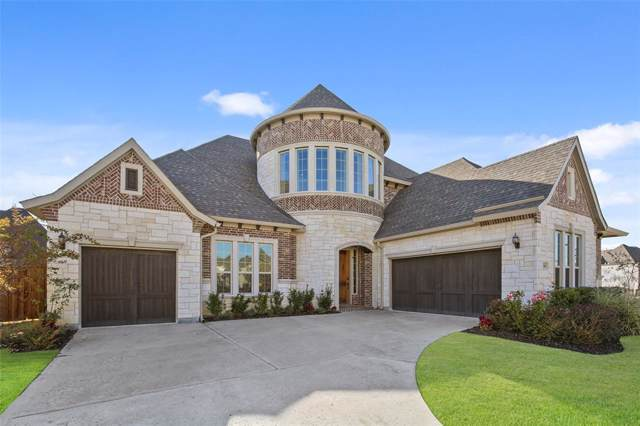 2105 Prospect Drive, Frisco, TX 75036 (MLS #14221281) :: RE/MAX Town & Country