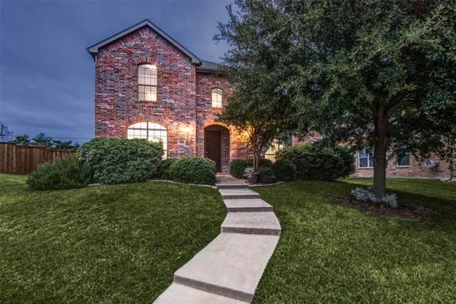 2580 Hidden Knoll Trail, Frisco, TX 75034 (MLS #14221457) :: RE/MAX Town & Country