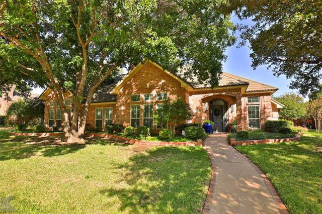 6 Muirfield Street, Abilene, TX 79606 (MLS #14221475) :: The Tonya Harbin Team