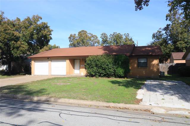 112 Jill Ann Drive, Burleson, TX 76028 (MLS #14221531) :: Lynn Wilson with Keller Williams DFW/Southlake