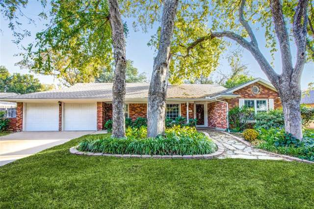 4355 Lanark Avenue, Fort Worth, TX 76109 (MLS #14221578) :: RE/MAX Town & Country