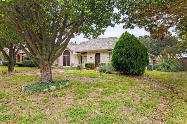 1107 Sheppard Lane, Wylie, TX 75098 (MLS #14221636) :: Vibrant Real Estate