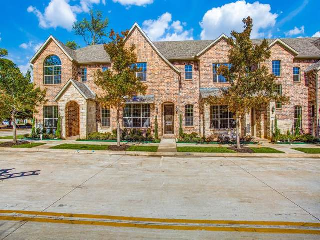 2236 Pinnacle Lane, Flower Mound, TX 75028 (MLS #14221862) :: Lynn Wilson with Keller Williams DFW/Southlake