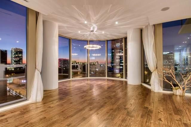 2900 Mckinnon Street #704, Dallas, TX 75201 (MLS #14221900) :: The Hornburg Real Estate Group