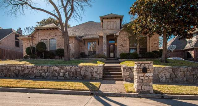 7916 Sheffield Court, North Richland Hills, TX 76182 (MLS #14221911) :: The Kimberly Davis Group