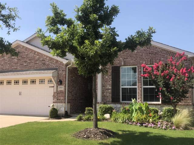 2560 Oyster Bay Drive, Frisco, TX 75036 (MLS #14221964) :: RE/MAX Town & Country