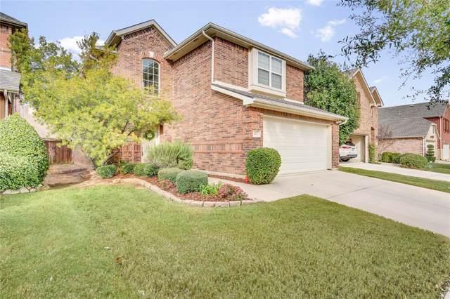 417 Perkins Drive, Lantana, TX 76226 (MLS #14222017) :: Real Estate By Design