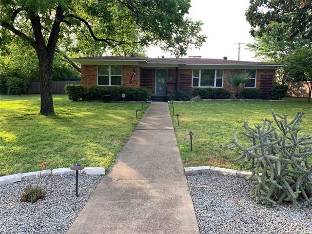 9947 Losa Drive, Dallas, TX 75218 (MLS #14222322) :: Robbins Real Estate Group