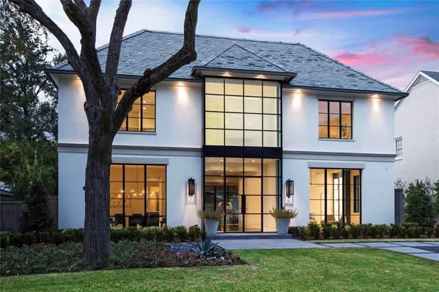 3704 Centenary Avenue, University Park, TX 75225 (MLS #14222572) :: Robbins Real Estate Group