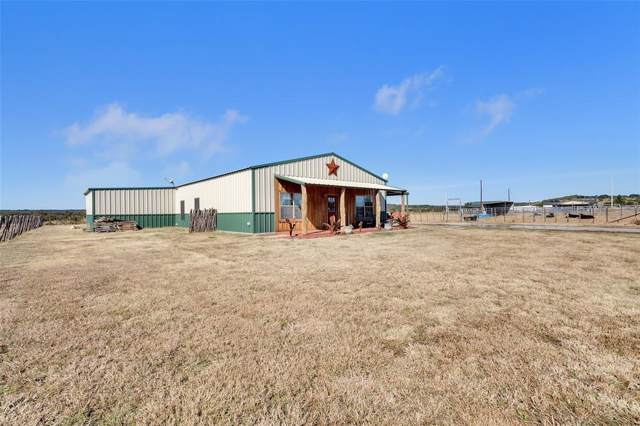 244 Grantham Road, Mineral Wells, TX 76067 (MLS #14222601) :: The Chad Smith Team