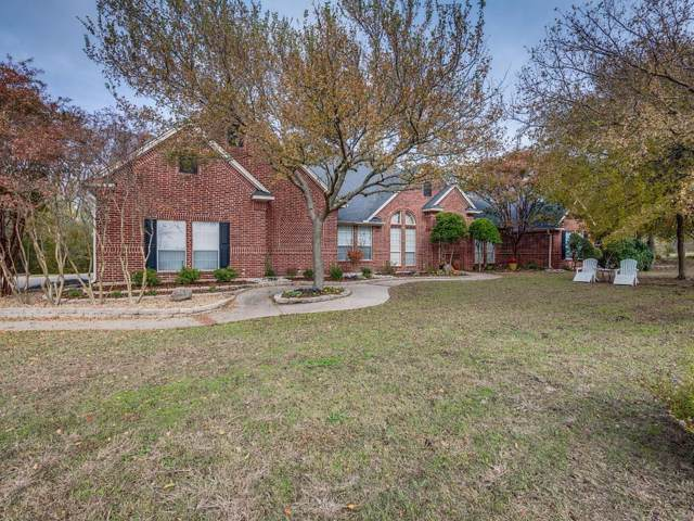 430 Angus Road, Waxahachie, TX 75167 (MLS #14222653) :: Lynn Wilson with Keller Williams DFW/Southlake