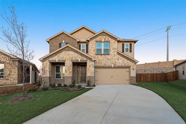 2632 Wheeler Avenue, Aubrey, TX 75227 (MLS #14222777) :: Real Estate By Design