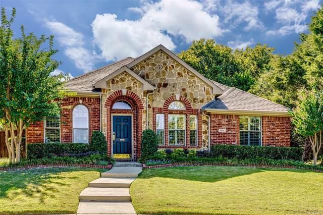 4536 Parkridge Drive, Plano, TX 75024 (MLS #14223171) :: RE/MAX Town & Country