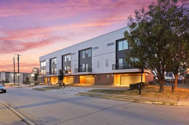 5023 Fuqua Street #101, Dallas, TX 75206 (MLS #14223288) :: The Kimberly Davis Group