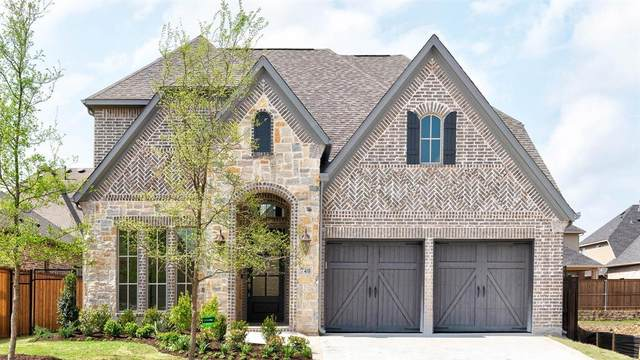 740 Dover Drive, Prosper, TX 75078 (MLS #14223361) :: Real Estate By Design