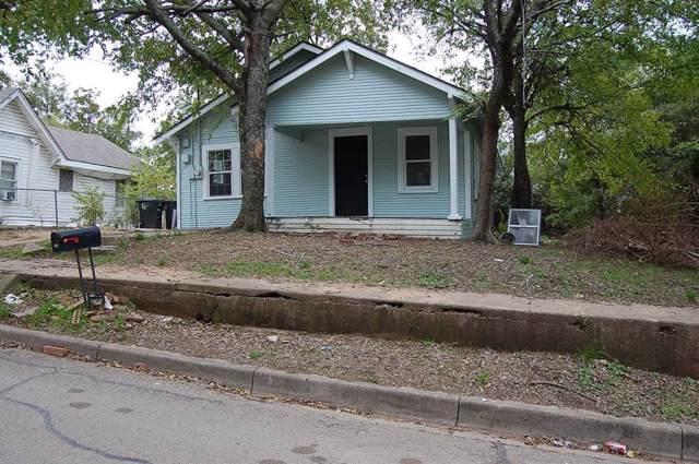 116 W Wilson Street, Cleburne, TX 76033 (MLS #14223388) :: Ann Carr Real Estate