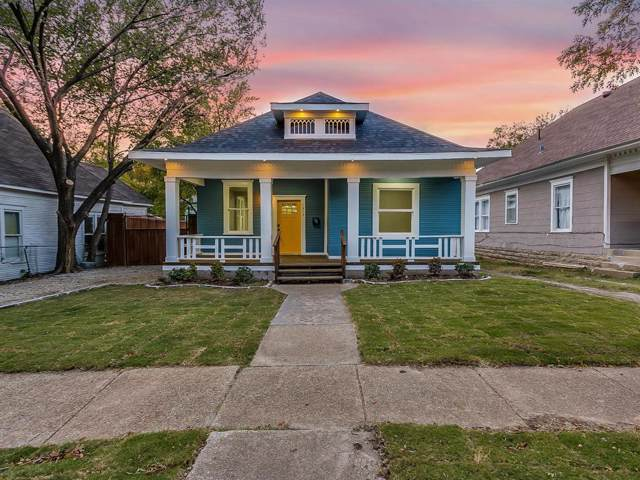 1808 Lipscomb Street, Fort Worth, TX 76110 (MLS #14223655) :: North Texas Team | RE/MAX Lifestyle Property