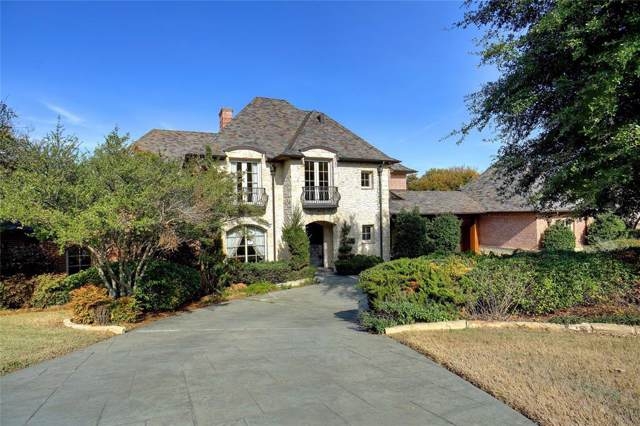 6524 Old Gate Road, Plano, TX 75024 (MLS #14223764) :: The Kimberly Davis Group