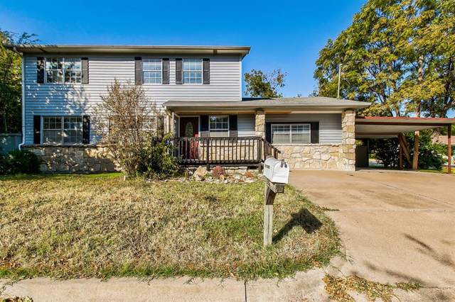 500 W Rucker Street, Granbury, TX 76048 (MLS #14223785) :: Team Tiller