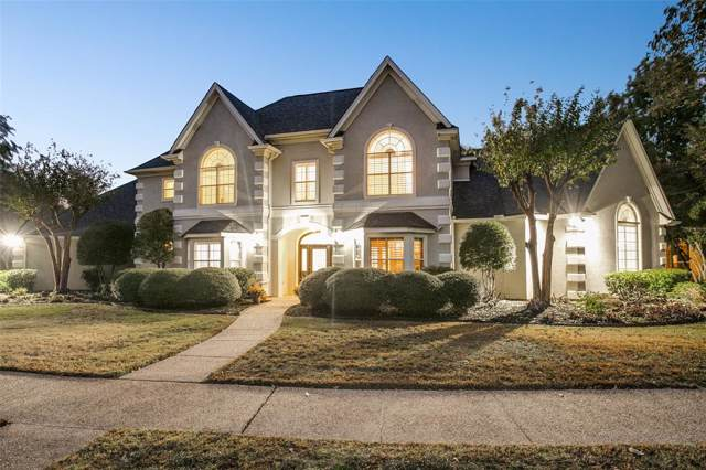 1065 Highland Oaks Drive, Southlake, TX 76092 (MLS #14223906) :: RE/MAX Town & Country