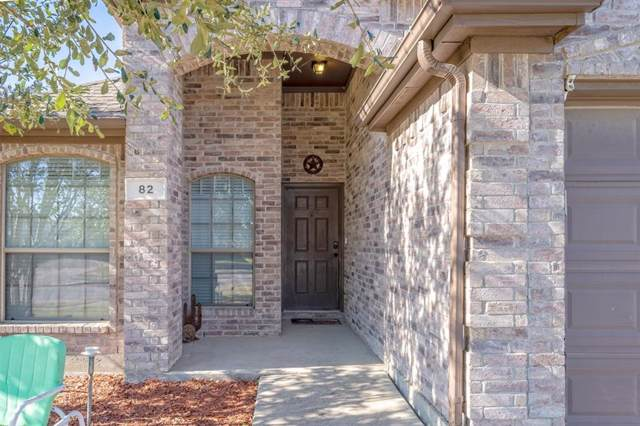 82 N Highland Drive, Sanger, TX 76266 (MLS #14223952) :: RE/MAX Town & Country