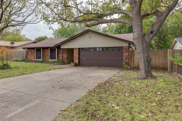 1507 Cimarron Trail, Grapevine, TX 76051 (MLS #14223964) :: RE/MAX Town & Country