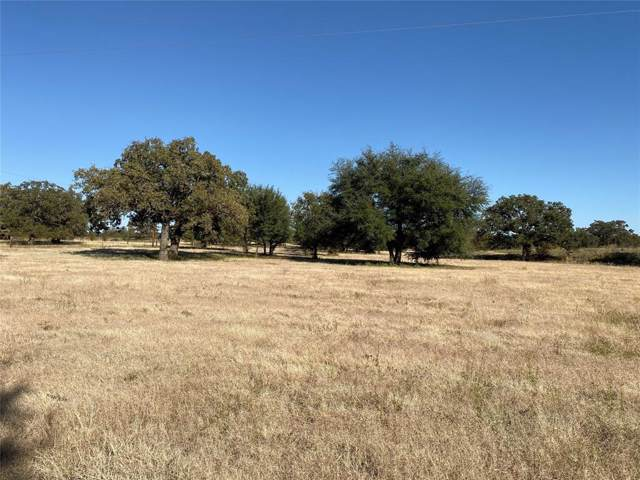 Lot 3 Cool Junction Road, Millsap, TX 76066 (MLS #14224050) :: Ann Carr Real Estate