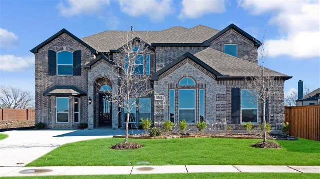 3752 Homeplace Drive, Celina, TX 75009 (MLS #14224131) :: Real Estate By Design