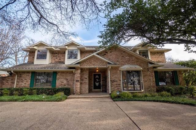 3552 Golfing Green Drive, Farmers Branch, TX 75234 (MLS #14224149) :: Acker Properties