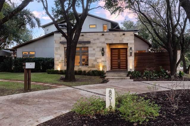 8519 Swananoah Road, Dallas, TX 75209 (MLS #14224217) :: RE/MAX Landmark