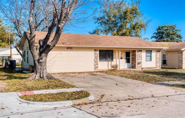4721 Bucknell Drive, Garland, TX 75042 (MLS #14224277) :: The Good Home Team