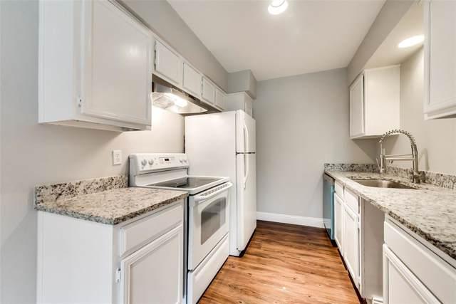 5726 Marvin Loving Drive #122, Garland, TX 75043 (MLS #14224416) :: The Hornburg Real Estate Group