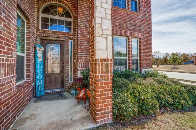 698 Lincoln Avenue, Lavon, TX 75166 (MLS #14224434) :: RE/MAX Town & Country