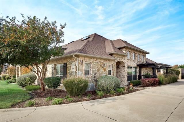 3075 Willow Grove Boulevard #1604, Mckinney, TX 75070 (MLS #14224457) :: Hargrove Realty Group