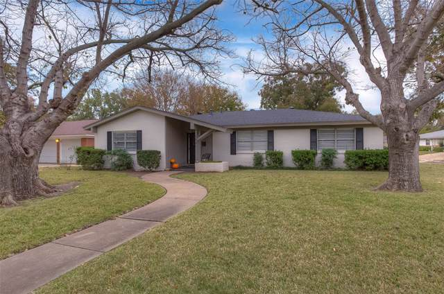 7041 Treehaven Road, Fort Worth, TX 76116 (MLS #14224479) :: The Mitchell Group