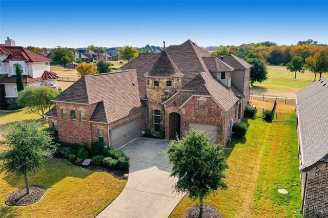 6055 The Resort Boulevard, Fort Worth, TX 76179 (MLS #14224501) :: The Tierny Jordan Network