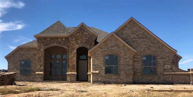468 Christian Way, Azle, TX 76020 (MLS #14224551) :: Real Estate By Design