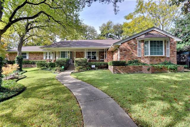 1016 Knott Place, Dallas, TX 75208 (MLS #14224580) :: Real Estate By Design