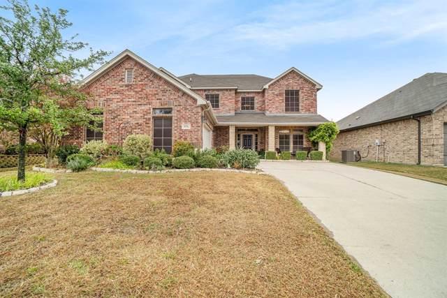 839 Peach Lane, Burleson, TX 76028 (MLS #14224618) :: RE/MAX Town & Country