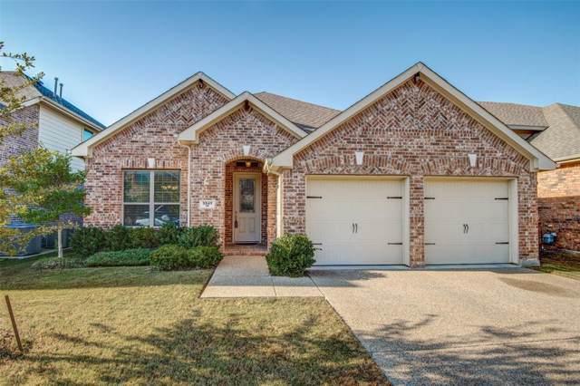 3541 Treetop Drive, Fort Worth, TX 76040 (MLS #14224664) :: Tenesha Lusk Realty Group