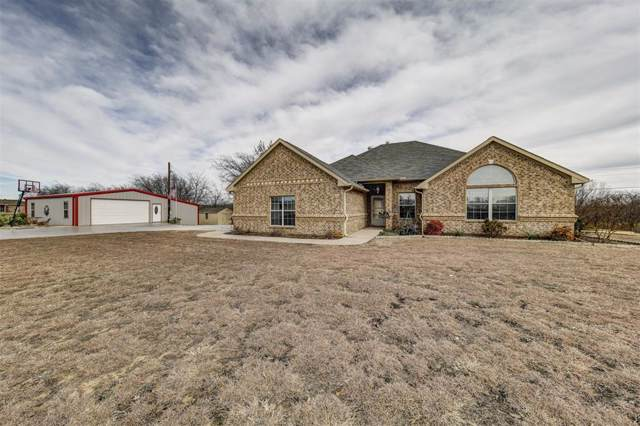 267 Heritage Creek Drive, Rhome, TX 76078 (MLS #14224678) :: Dwell Residential Realty