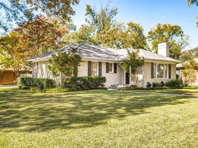 9881 Mixon Drive, Dallas, TX 75220 (MLS #14224694) :: HergGroup Dallas-Fort Worth