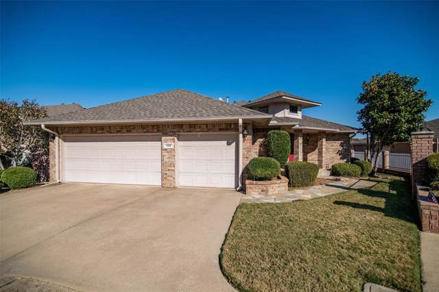 8418 Golf Club Circle, Fort Worth, TX 76179 (MLS #14224913) :: RE/MAX Town & Country
