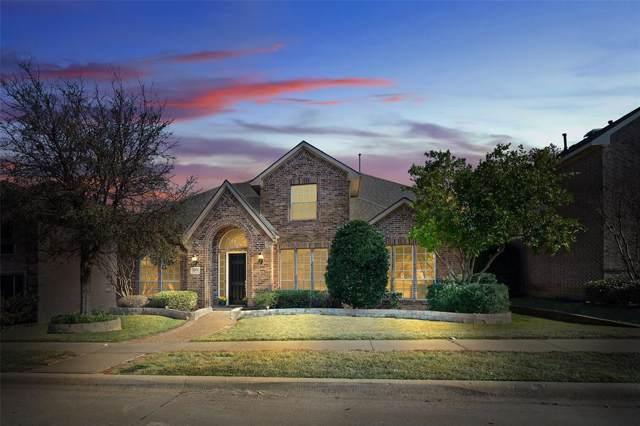 1006 Barrymore Lane, Allen, TX 75013 (MLS #14224995) :: The Kimberly Davis Group