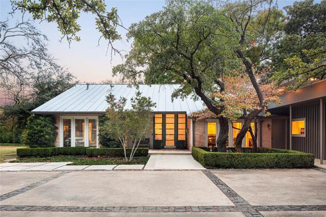 9115 Devonshire Drive, Dallas, TX 75209 (MLS #14225030) :: All Cities Realty