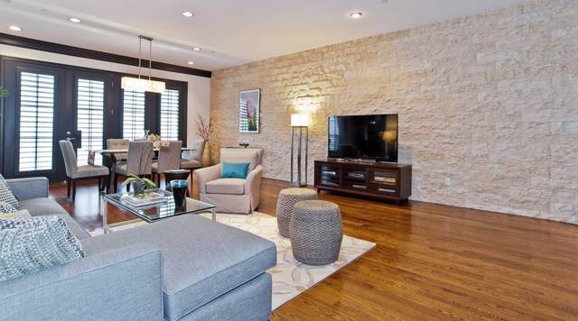 2300 Leonard Street #408, Dallas, TX 75201 (MLS #14225145) :: The Good Home Team