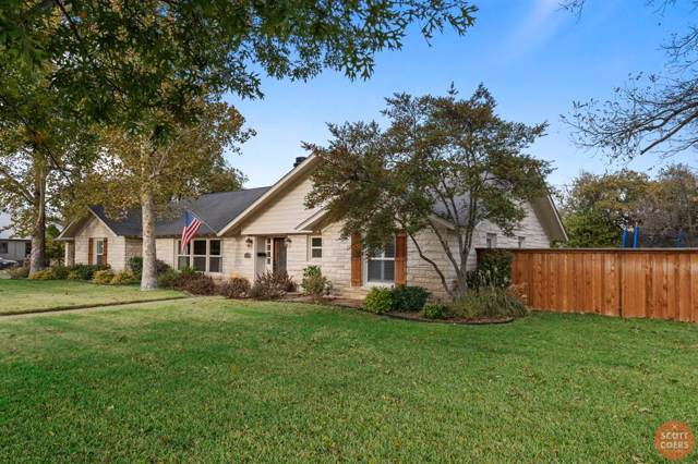 1914 Austin Avenue, Brownwood, TX 76801 (MLS #14225224) :: The Kimberly Davis Group