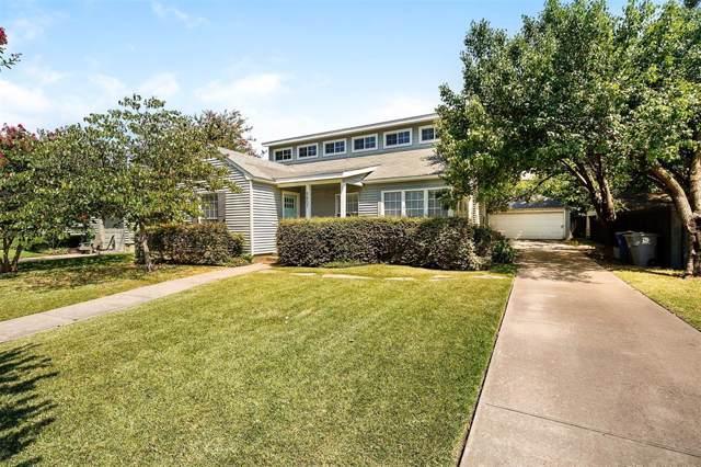 5807 Ellsworth Avenue, Dallas, TX 75206 (MLS #14225326) :: Hargrove Realty Group